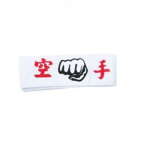 Karate Fist Headband