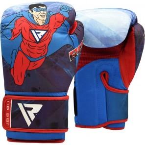 RDX 9U 6oz Motif Kids Boxing Gloves