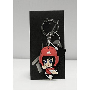 adidas Taekwondo Fighter Keychain