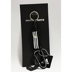 adidas Martial Arts Carabiner Clip Keychain