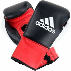 adidas Dynamic Leather Pro Boxing Gloves