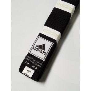adidas Martial Arts Black Belt