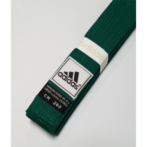 adidas Martial Arts Green Belt