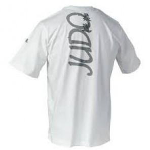 adidas Judo White Shirt