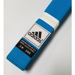 adidas Martial Arts Teal Belt