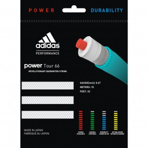 adidas Power Tour 66 String - Reel