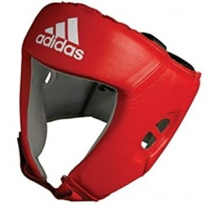 adidas AIBA 2012 Leather Head Guard