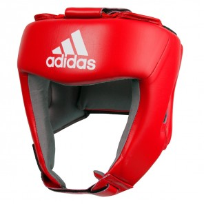 adidas AIBA Leather Head Guard