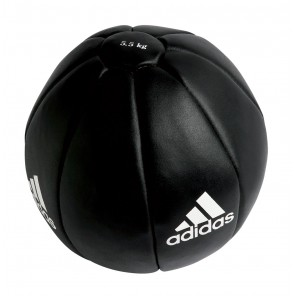 adidas Leather Medicine Ball