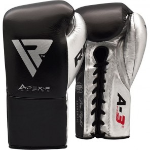 RDX A3 BBBofC Approved Professional Fight Boxing Gloves