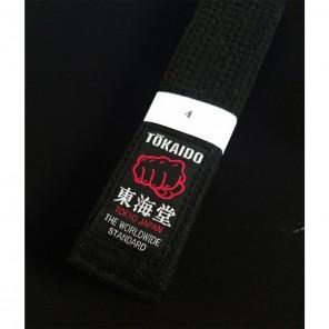 "Tokaido Japanese Cotton Belt - BLBK (PRO) - 1.5"""