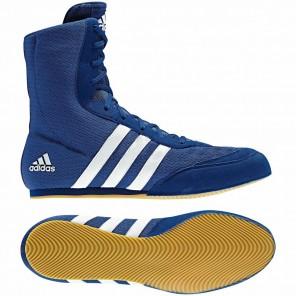 adidas Blue Box Hog Boxing Shoes