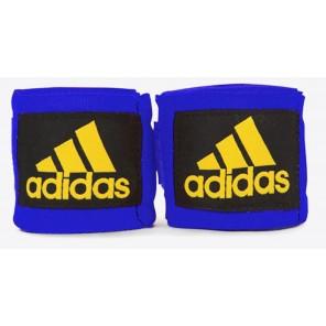 adidas Blue Hand Wraps
