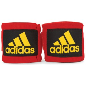 adidas Red Hand Wraps