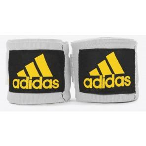 adidas White Hand Wraps