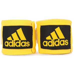 adidas Yellow Hand Wraps