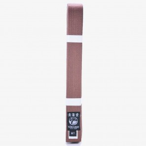 Tokaido Elite Brown Belt