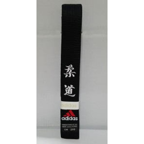adidas Grandmaster Judo Black Belt
