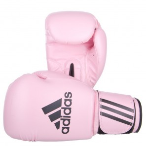adidas Boxing Pink Fitness Gloves