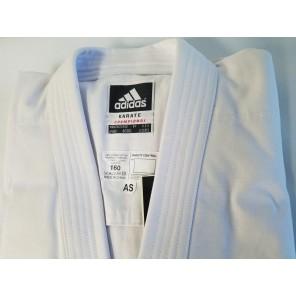 adidas Karate Kata Gi, 14oz American Cut Uniform