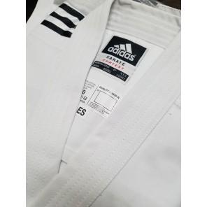 adidas Karate Kata Gi, 10oz American Cut Uniform