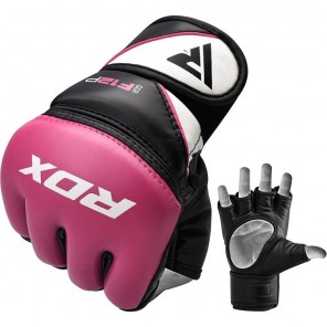 RDX F12 Pink MMA Gloves for Women