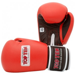 Top Ten AIBA Leather Gloves