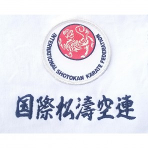 Tokaido Karate Kata ISKF 12oz Uniform - Japanese Cut