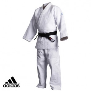adidas Judo Traditional Elite Double Weave Gi