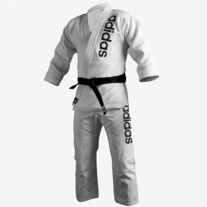 adidas Jiu-Jitsu Brazilian White Gi