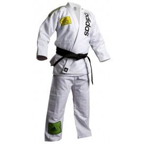 adidas Limited Edition Brazilian Single Weave Gi