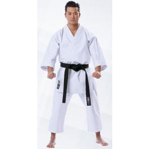 Tokaido WKF Kata Master Silver Gi, 12oz - Japanese Cut