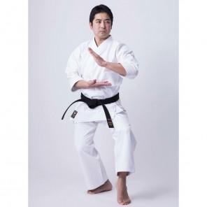 Tokaido JKA Middleweight Kata Gi, 10oz Japanese Cut - Izumo KTW 出雲