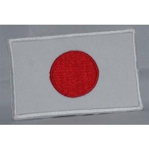 Japan Flag Martial Arts Patch