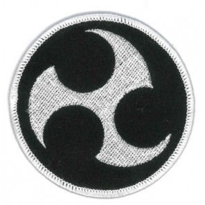 Okinawa Karate Patch