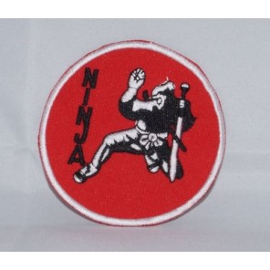 Ninja Martial Arts Patch