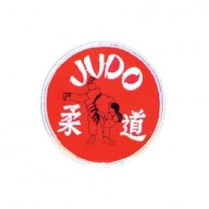 Judo Kanji Martial Arts Patch