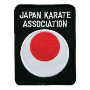 JKA Karate Patch