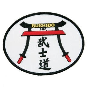 Bushido Martial Arts Patch