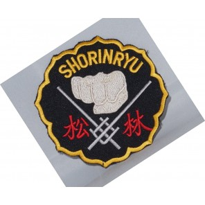 Shorinryu Martial Arts Patch