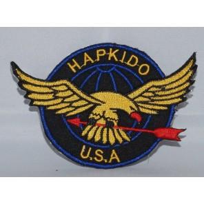 Hapkido Eagle USA Martial Arts Patch