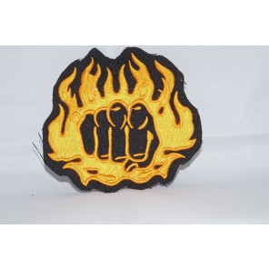 Fire Fist Martial Arts Patch