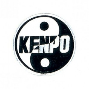 Kenpo Ying Yang Martial Arts Patch