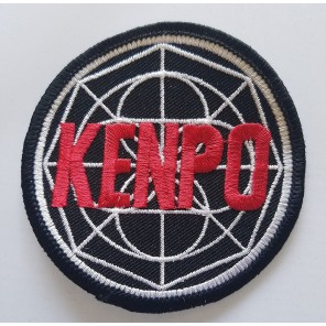 Kenpo Martial Arts Patch