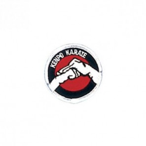 Kenpo Karate Fist Small Martial Arts Patch