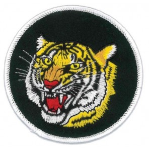 Tiger Martial Arts Patch