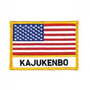 Kajukenbo Karate Martial Arts Patch