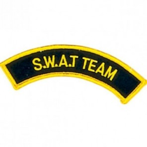 S.W.A.T. Team Martial Arts Patch
