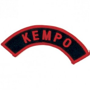 Kempo Martial Arts Patch