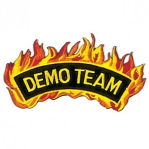 Demo Team Martial Arts Patch